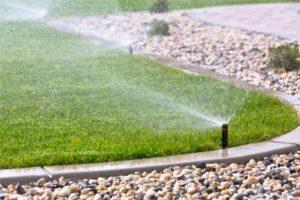 Irrigation repair in St Pete